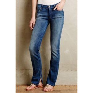 MOTHER Jeans - Mother The Split Rascal Jean Wicked Games Wash 25